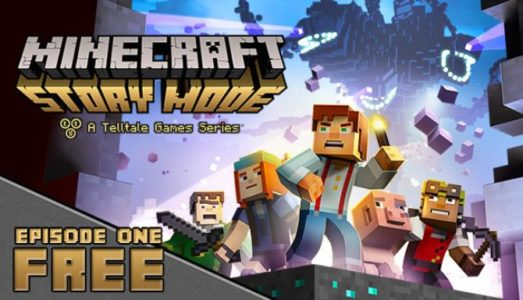 Minecraft: Story Mode A Telltale Games Series Free Download