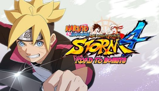 NARUTO STORM 4 : Road to Boruto Expansion Free Download