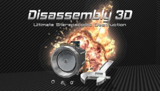 Disassembly 3D Free Download (v2.6.5)