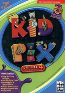 Kid Pix Deluxe 4 Home Edition Free Download