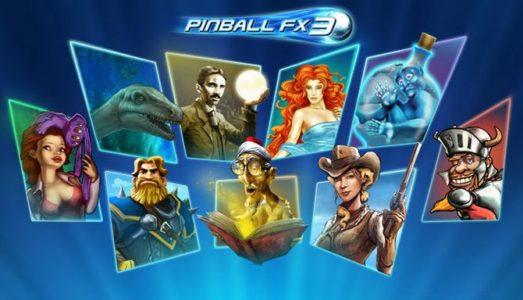 Pinball FX3 Free Download (ALL DLC)