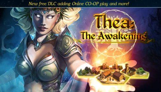 Thea: The Awakening Free Download (v1.20 DLC)