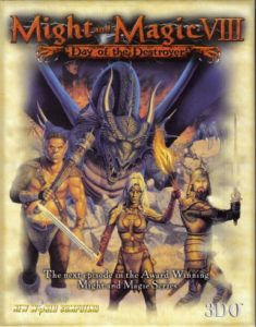 Might and Magic VIII: Day of the Destroyer Free Download