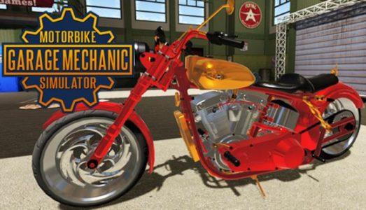 Motorbike Garage Mechanic Simulator Free Download