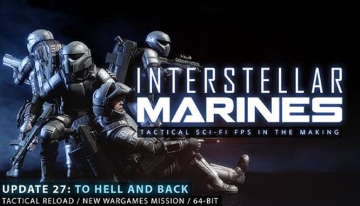 Interstellar Marines Free Download (Update 26)