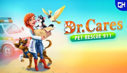 Dr. Cares Pet Rescue 911 Platinum Edition Free Download (v1.1.4498)