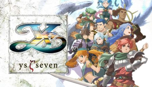 Ys SEVEN Free Download (Updated 9/22/17)