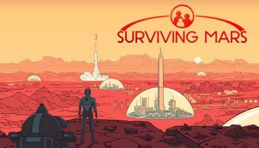 Surviving Mars Free Download (Green Planet Update)