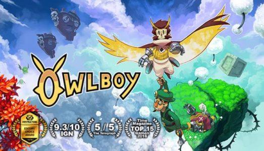 Owlboy Free Download (v1.3.6613)