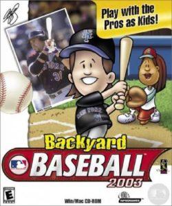 Backyard Baseball 2003 Free Download