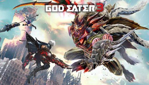 GOD EATER 3 Free Download (v2.40)