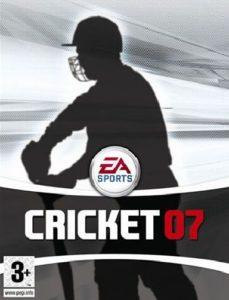 EA SPORTS Cricket 07 Free Download