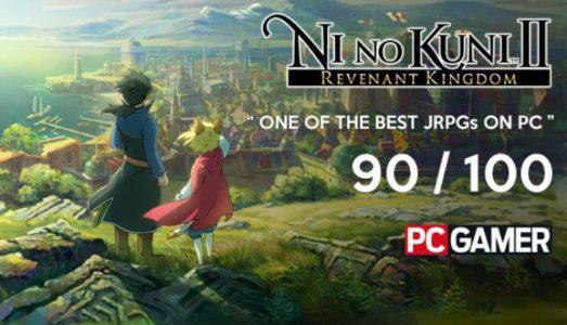 Ni no Kuni II: Revenant Kingdom Free Download (ALL DLC)
