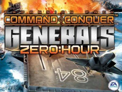 Command Conquer: Generals Zero Hour Free Download