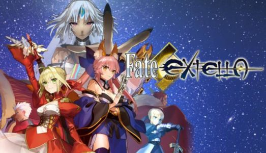 Fate/EXTELLA Free Download (ALL DLC Update 8/25/17)