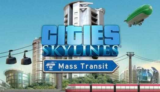 Cities: Skylines Mass Transit Free Download