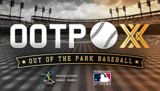 Out of the Park Baseball 20 Free Download (v20.7.68)