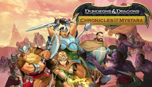 Dungeons Dragons: Chronicles of Mystara Free Download
