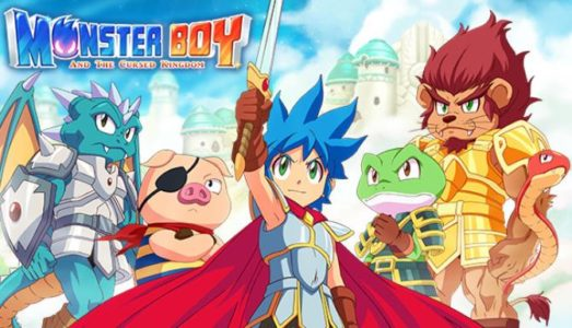 Monster Boy and the Cursed Kingdom Free Download (v1.0.1.rc6)