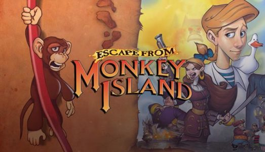 Escape From Monkey Island Free Download