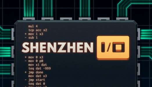 SHENZHEN I/O Free Download (Update 03/07/2017)