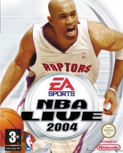 NBA Live 2004 Free Download