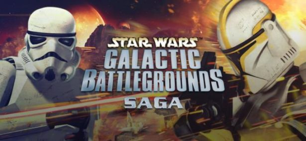 STAR WARS Galactic Battlegrounds Saga Free Download